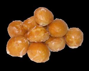 Raised Donut Holes